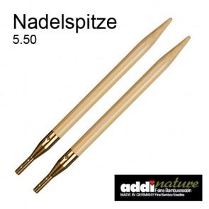 ADDI Click Spitzen Bambus 5,5