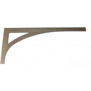 Holz-Schneider-Kurvenlineal  80cm