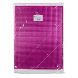 Prym Schneideunterlage 45 x 60 cm cm/inch pink