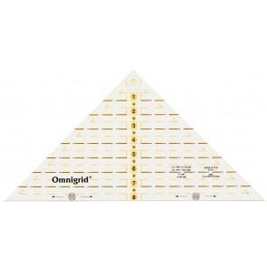 Flottes Dreieck 1/4 Quadr #