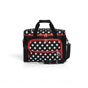 Nähmaschinen-Tasche Polka Dots