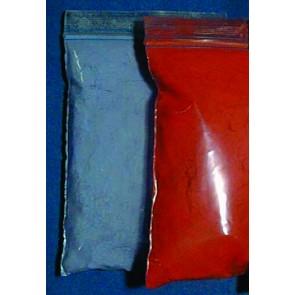 Kreidestaub a 100g/C1K rot,blau,gelb