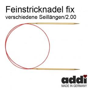 Fein-Rundstrickndl.ADDI  2,0