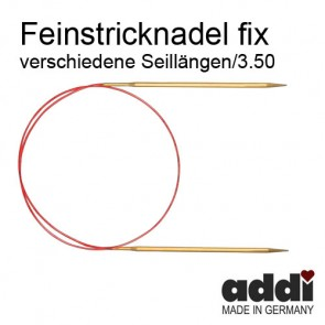 Fein-Rundstrickndl.ADDI  3,5
