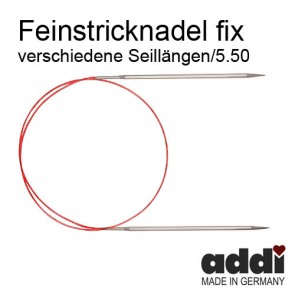 Fein-Rundstrickndl.ADDI  nick. 5,5