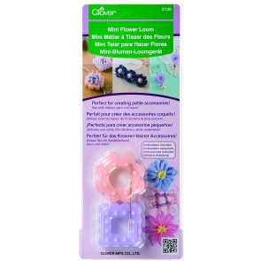CLOVER Mini-Blumen Loomgerät