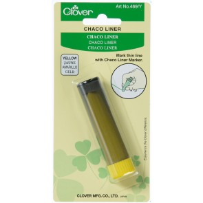 CLOVER Chaco Liner gelb