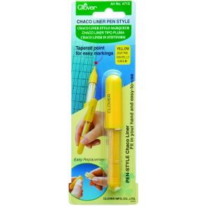 CLOVER Chaco Liner Stiftform gelb