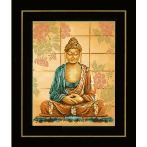 LAN. Zählmusterpackung Buddha 39x49cm