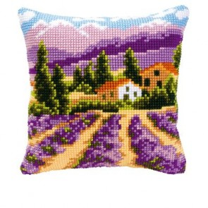 VER Kreuzstichkissenpackung Provence