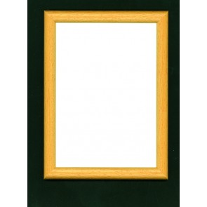 VERVACO Holzrahmen - Naturholz (10x13 cm)
