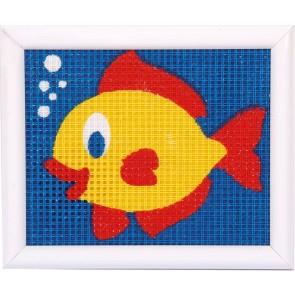 VER Stickbilderpackung Fisch