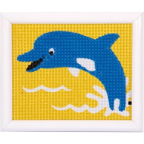 VER Stickbilderpackung Delphin