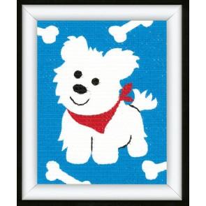 VER Stickbilderpackung Hund