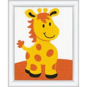 VER Stickbilderpackung Giraffe