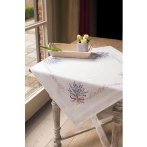 VER Bedruckte Deckepackung Lavendel