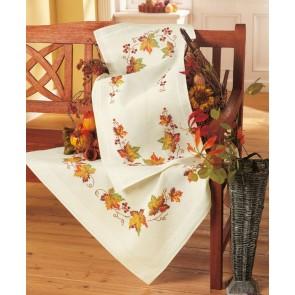 VER Bedruckte Deckepackung HerbstBlätter