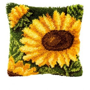 VER Knüpfkissenpackung Sonnenblume