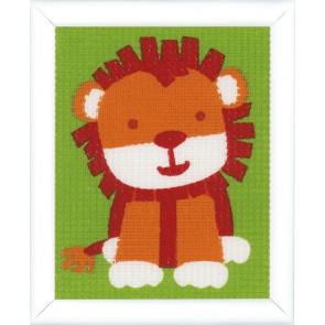 VER Stickbilderpackung Kleiner Löwe