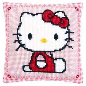 VER Kreuzstichkissenpackung Hello Kitty
