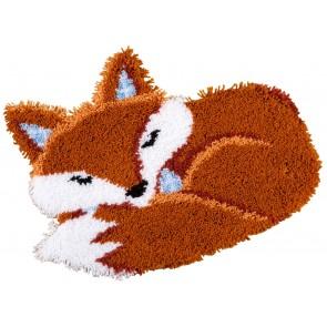 VER Formteppich Schlafender Fuchs