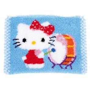 VER Knüpfteppich Hello Kitty Slagzeug