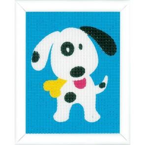 VER Stickbilderpackung Lustiger Hund