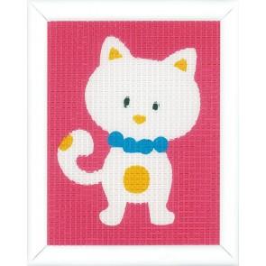 VER Stickbilderpackung Lustiges Kätzchen