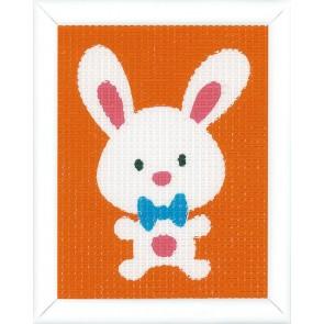 VER Stickbilderpackung Lustiges Kaninchen