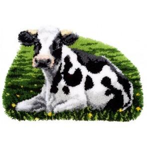 VER Formteppich Kuh