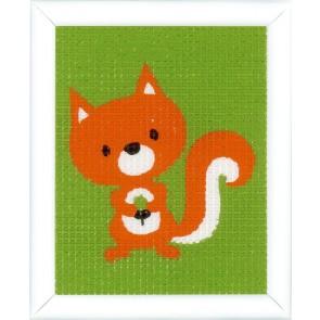 VER Stickbilderpackung Eichhörnchen