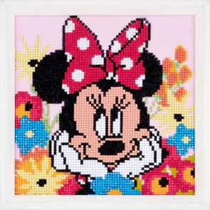 VER Diamond Painting Packung Disney Minnie träumt