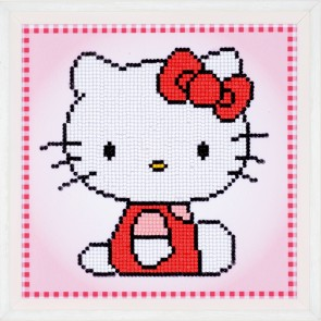 VER Diamond Painting Packung Hello Kitty