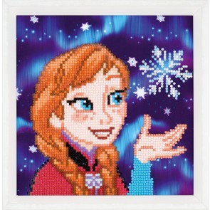 VER Diamond Painting Packung Disney Anna