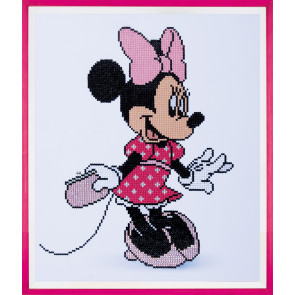 VER Diamond Painting Packung Disney Minnie Mouse