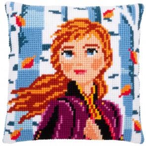 VER Kreuzstichkissenpackung Disney Frozen 2 Anna