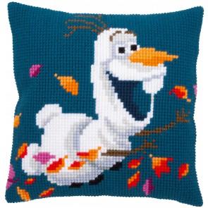 VER Kreuzstichkissenpackung Disney Frozen 2 Olaf