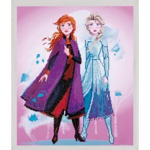 VER Diamond Painting Packung Disney Frozen 2