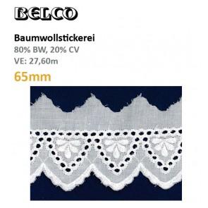 Baumwollstick.65mm  80%Bw/20%CV