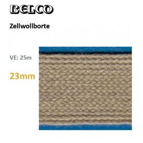 Zellwollborte Standard  30°wb. *