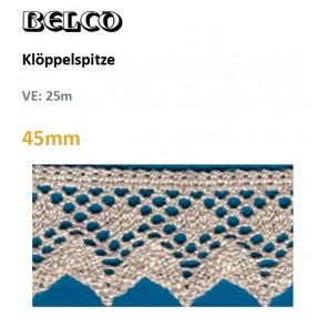 "Klöppelspitze ""Flockenbast"""