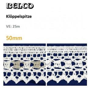 Klöppelspitze      100%Leinen*