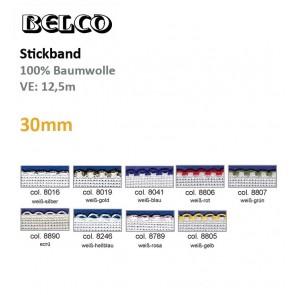 Stickband  100% Baumwolle *