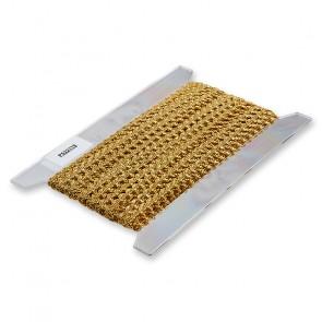 Borte inox, altgold,hego 10mm