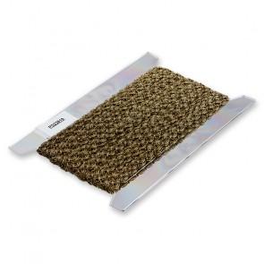 Borte inox, altgold      10mm