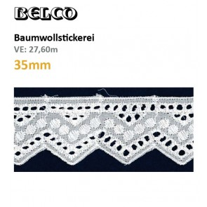 Baumwollstick.35mm  Bw/Ks