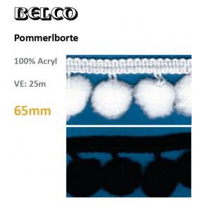 Pommerlborte Band 8mm/Pommerl 15mm *