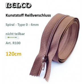Reißverschluß BELCO 0/KSt.
