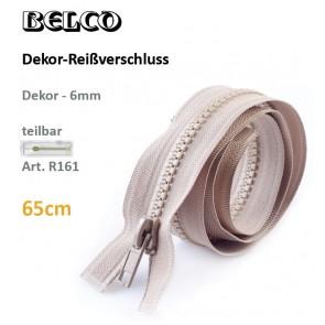 Reißvershl.BELCO Dekor 6mm/sep
