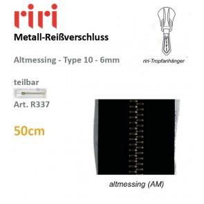 Reißversch.RIRI-Met.ameTX/sep